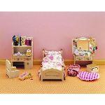 Epoch Sylvanian Families 2960 - Set chambre jeune fille