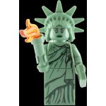 Lego Mini-figurine Lady Liberty (Série 6)
