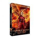 Hunger Games la Révolte : Parties 1+2