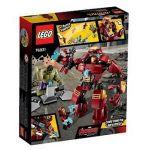 Lego 76031 - Super Heroes : Marvel Comics - Le combat du Hulk Buster