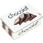 Incidence Boîte Gourmet Chocolat en métal