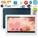 """Yonis Y-tt50g24 - Tablette tactile 10.1"""" sous Android 4.2 (8 Go interne + Micro SD 16 Go)"""