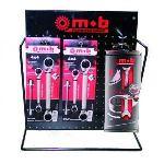 Mob 0000503601 - Kit impact clés 4x4 + coffre clés mixte à cliquet