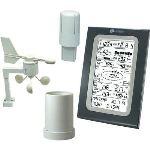 La Crosse Technology WS3650IT - Station météo, température intérieure et extérieure