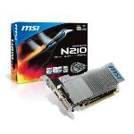 MSI N210-MD1G/D3 - Carte graphique GeForce 210 1 Go GDDR3 PCI-E 2.0