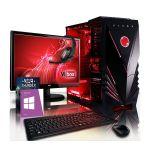 """Vibox Ultra Paquet 11 - AMD A8-7600 3,1 GHz Radeon R7 avec écran 21,5"""""""