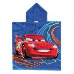 Poncho de bain Disney Cars 2 Néon (60 x 120 cm)
