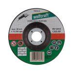 Wolfcraft Disque à tronçonner la pierre ø125x2,5x22,2mm - 1623099