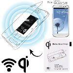Yonis Y-rsfi4 - Chargeur sans fil module Qi patch récepteur Samsung Galaxy S3