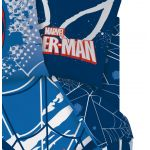 Spiderman - Drap housse 100% coton (90 x 190 cm)