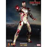 Hot Toys Figurine Iron Man Mark Xlii Die Cast 1/6