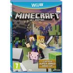 Minecraft (Super Mario Mash Up pack inclus) sur Wii U