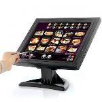 High-Tech Place E281 - Ecran moniteur 15 pouces tactile ecran LCD