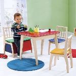 Geuther Table enfant Bambino
