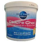 Blue Point Company Chlore Choc en granulés - 1 kg