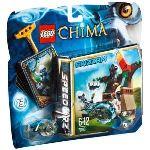 Lego 70110 - Legends of Chima : La tour suprême