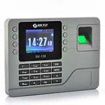 """High-Tech Place PBE28PE01 - Pointeuse biométrique avec écran 2.8"""" (ethernet, capacité 80000 enregistrements)"""