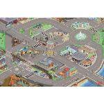 Le Toy Van TV429 - Tapis de jeu Routes et Ville 100 x 150 cm
