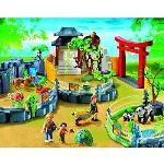 Playmobil 4852 - Jardin zoologique asiatique