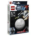 Lego 9676 - Star Wars : TIE Interceptor & Death Star