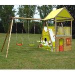 Soulet Grand chêne - Aire de jeux en bois 2,50 m