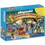 Playmobil 4164 - Calendrier de l'Avent Trésor des pirates