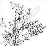 Procopi 1001001 - Flotteur d équilibrage Polaris 180-280-360-380