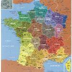 Puzzle Michèle Wilson Puzzle géographie carte de France 100 pièces