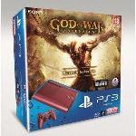 Sony PS3 Ultra slim 500 Go + God of War : Ascension