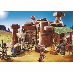 Playmobil 5246 Western - Mine d'or avec Explosif