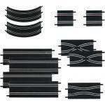 Carrera 61601 - Kit d'extension pour circuit Go!!! et Digital 143