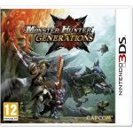 Monster Hunter Generations sur 3DS