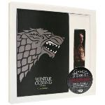 SD Toys Game of Thrones - Cahier et marque page Stark