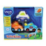Vtech Tut Tut Bolides Coffret trio n°1 : coffret de 3 véhicules parlants