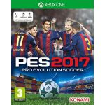 PES 2017 : Pro Evolution Soccer sur XBOX One