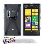 Muzzano Le X Premium - Coque souple Ultra Fine pour Nokia Lumia 1020 + 3 Protections d'écrans