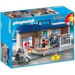 Playmobil 5299 City Action - Commissariat de police avec prison