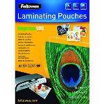 Fellowes 100 pochettes de plastification à chaud format A3 (100 µ)