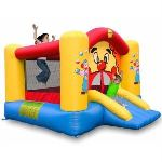 Happy Hop Aire de jeu gonflable Clown