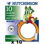 Hutchinson 100 joints à bocaux Tradition 2 nez
