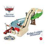 Mattel BGP24 - Circuit de voitures Cars The Radiator Springs