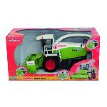 Majorette 213474607 - Moissonneuse Claas Jaguar 34 cm