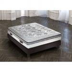 Crown Bedding Sublime - Matelas à ressorts soutien équilibré (180 x 200 cm)