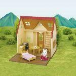 Epoch Sylvanian Families 2777 - Set cottage avec jardin