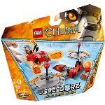 Lego 70149 - Legends of Chima : Les lames de feu