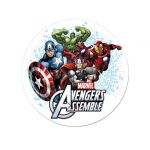 Disque en azyme The Avengers 16 cm