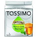 Tassimo 16 dosettes T-Discs thé Twinings vert à la menthe