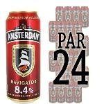 Amsterdam Navigator - Bière extra forte (24 x 50 cl) 8.4°