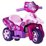 Feber Moto électrique Trimoto Pink Tatoo