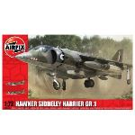 Airfix AI03003 - Maquette avion Hawker Siddeley Harrier GR.1 - Echelle 1:72
